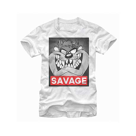 Classic Warner Bros™ T-Shirt- Savage