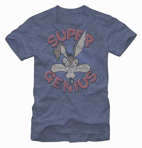 Classic Warner Bros™ T-Shirt- Genius