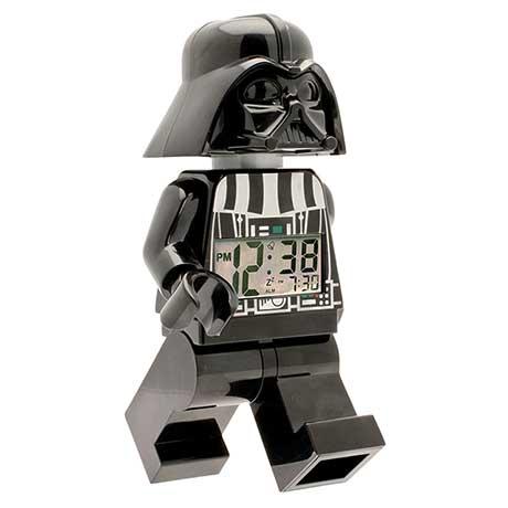 Lego Star Wars Digital Alarm Clocks Darth Vader