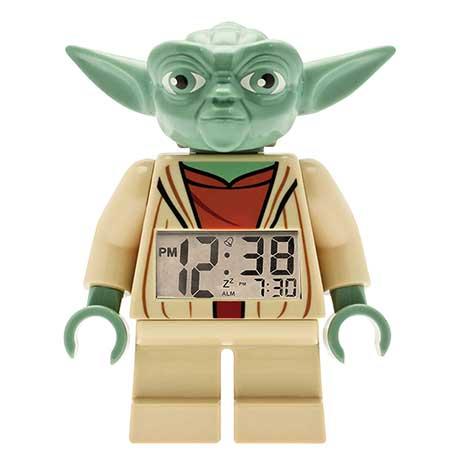 Lego Star Wars Digital Alarm Clocks Yoda