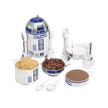 Star Wars® R2-D2 Measuring Cups & Spoons Set