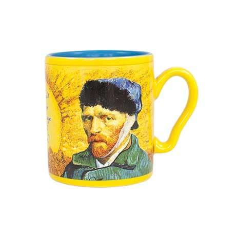 Van Gogh Disappearing Mug