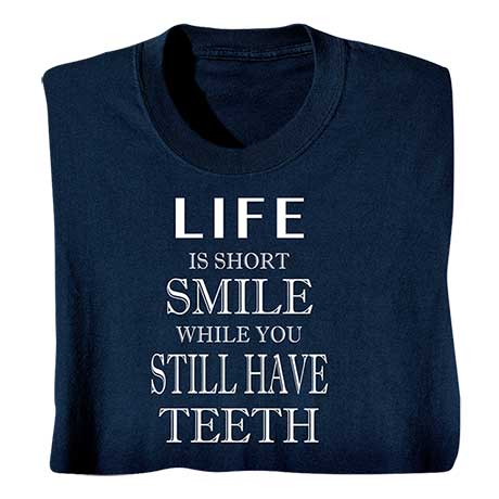 Life Is Short Hooded Sweatshirt