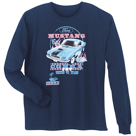 Cobra Jet Long Sleeve T-Shirt