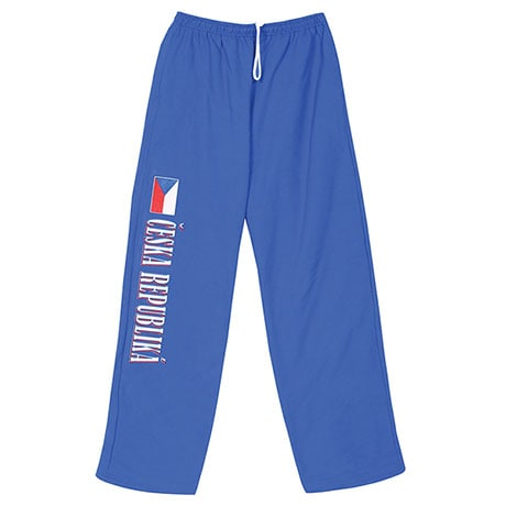 International Sweatpants- Ceska Republika