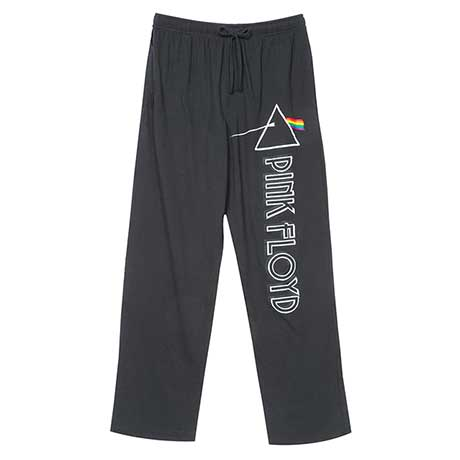 Pink Floyd Dark Side Lounge Pants with Prism