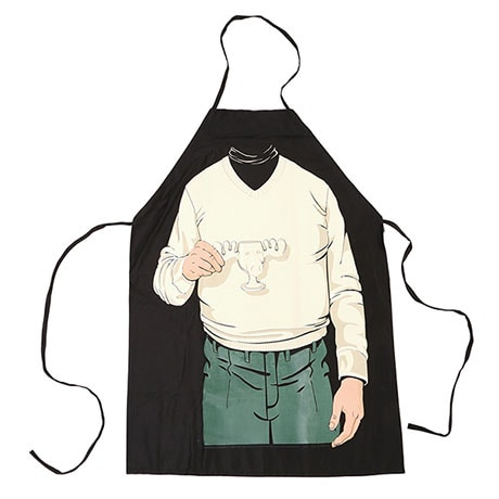 National Lampoon's Christmas Vacation Cousin Costume Apron