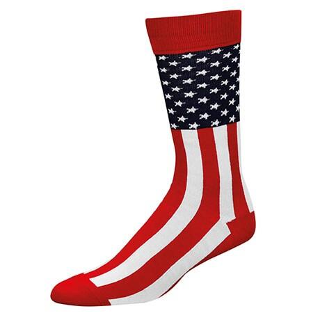 Country Flag Socks- Usa