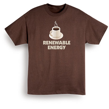 Renewable Energy Long Sleeve T-Shirt
