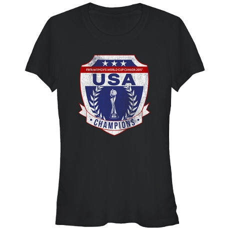 FIFA Women's World Cup Champions Ladies Tee