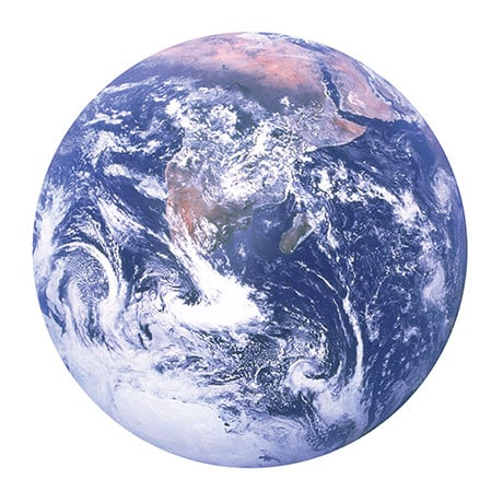 Earth Round Floor Mats