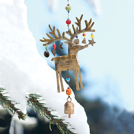 The Reindeer's Trot Windchime