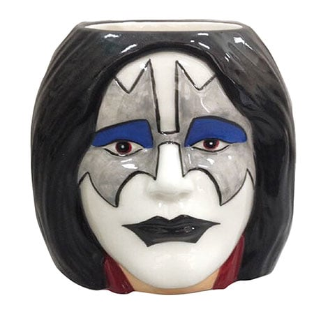 Space Ace 3D Kiss Ceramic Mugs