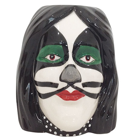 Catman 3D Kiss Ceramic Mugs