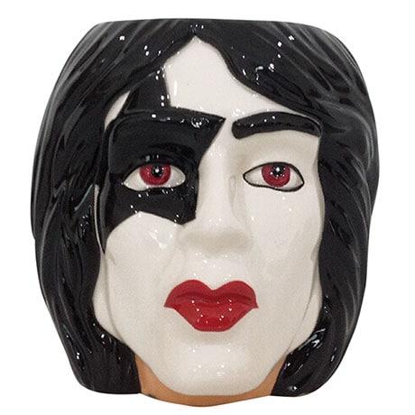 Star Child 3D Kiss Ceramic Mugs