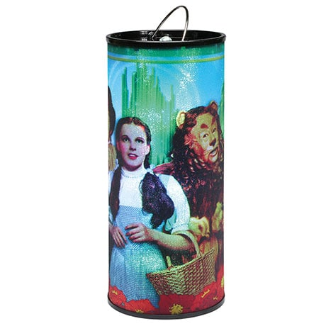 Wizard Of Oz Cylindrical Nightlight