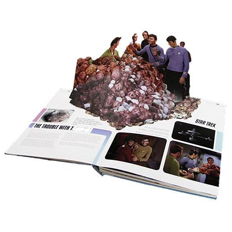 Star Trek 3-Dimensional Pop Up Book
