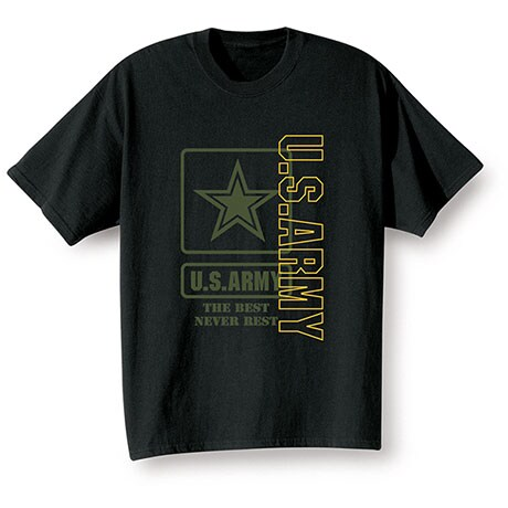 Military Army T-Shirt