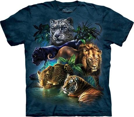 Big Cat Group T-Shirt