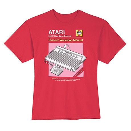 Manual Atari T-Shirt