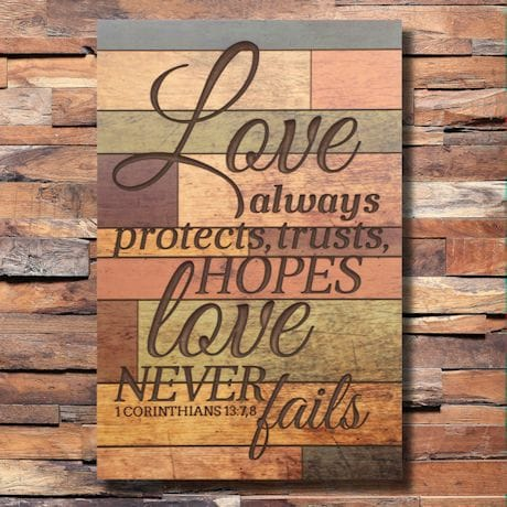 Love Always Wall Art