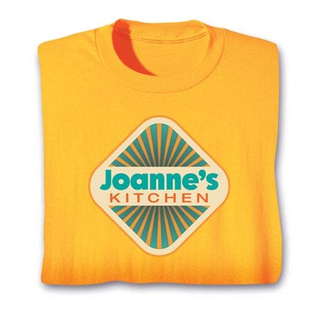 "Personalized ""Your Name"" Kitchen Shirt"