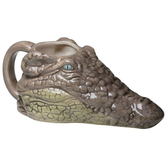 Wild 3D Animal Mugs- Crocodile
