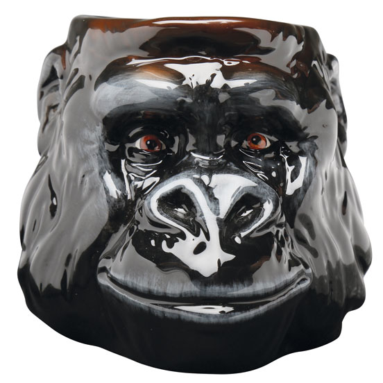 Wild 3D Animal Mugs- Gorilla