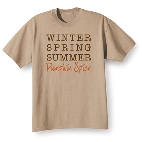 Pumpkin Spice Season T-Shirt