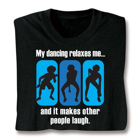 My Dancing T-Shirt