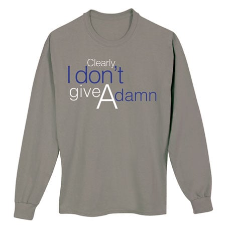 Clearly I Shirts