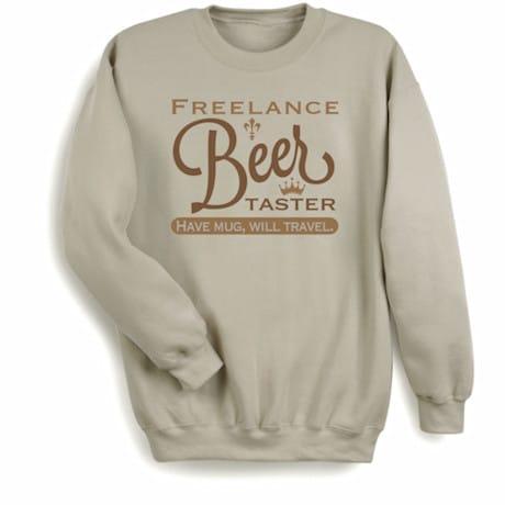 Freelance Beer Taster T-Shirt