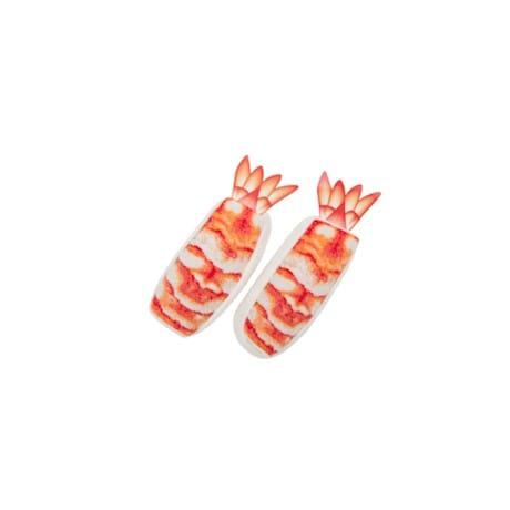 Shrimp Sushi Socks