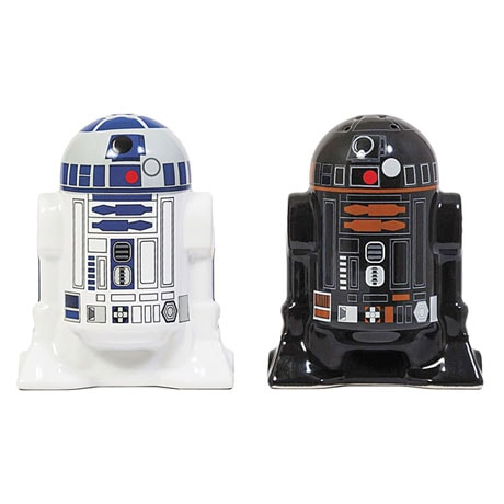 Star Wars ® Droid Salt and Pepper Shakers