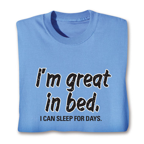 I'm Great In Bed