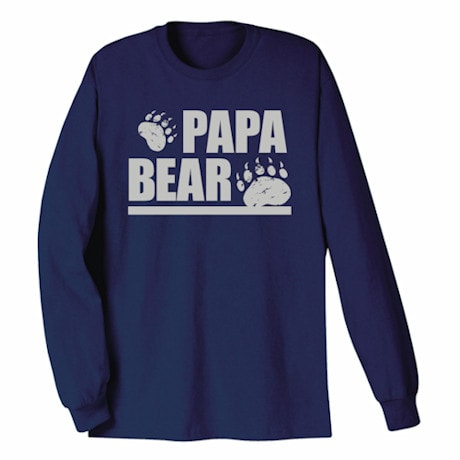 Bear Group Shirts- Papa