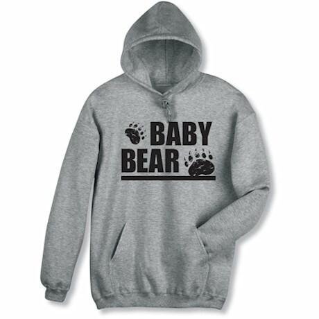 Bear Group Shirts- Baby