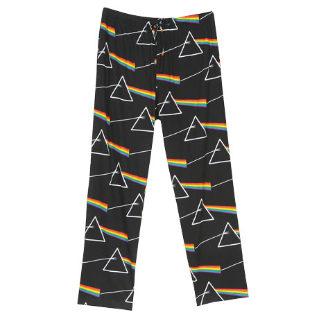 Pink Floyd&Reg; Dark Side All Over Prism Lounge Pants