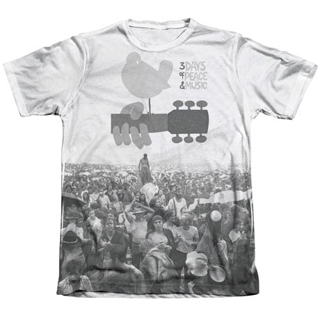 Woodstock Sublimated Tee