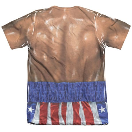 Rocky Sublimated Tee
