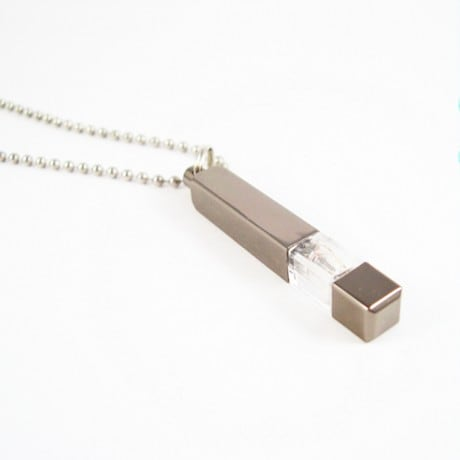 Static Zapper Necklace