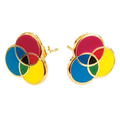 Colorwheel Earrings