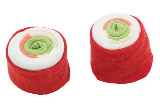 Sushi Socks- California Rolls
