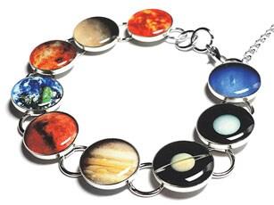 Space Bracelets- Solar Systems