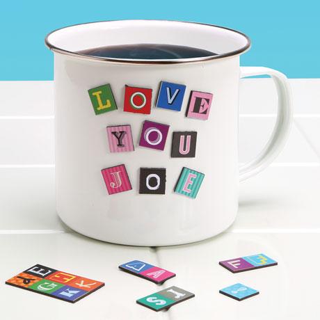 Spell 'N Sip Magnetic Mug