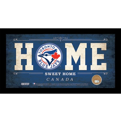Home Sweet Home Team MLB Wall Plaque
