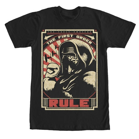 Star Wars Imperial Force Tees- Rule