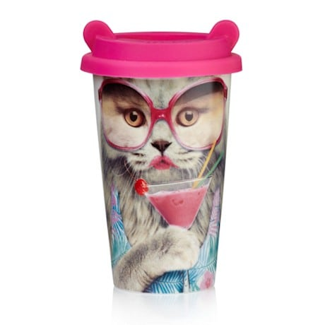 Coffee Crew Cups- Cat