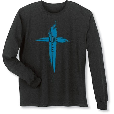 Live Life Cross Shirt