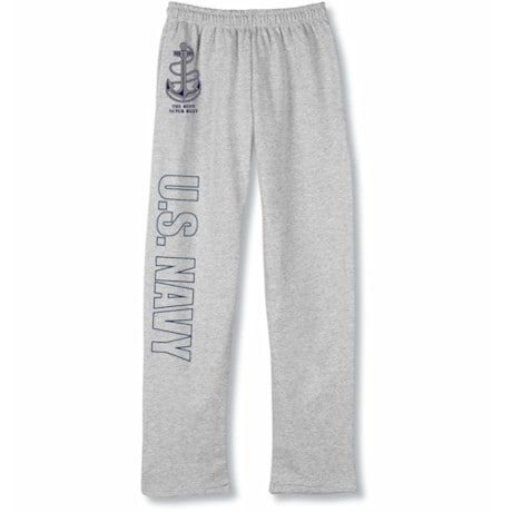 Military Sweatpants - U.S. Navy
